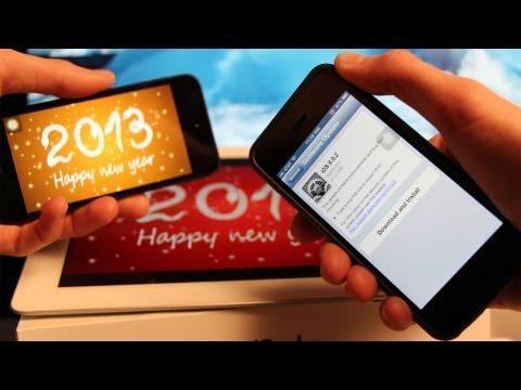 iOS Untethered Status, Jailbreak iOS 6 iPhone 5, 6.1 iPad 4, Mini 6.0.2 iPod & New Year