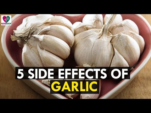 5 Side Effects Of Garlic You Must Be Aware Of