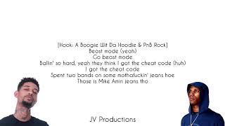 A Boogie Wit Da Hoodie - Beast Mode feat. PnB Rock, NBA Youngboy Lyrics