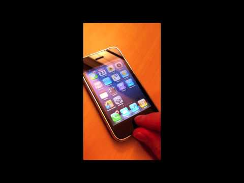 iPhone 3GS iOS4.3 remove running apps