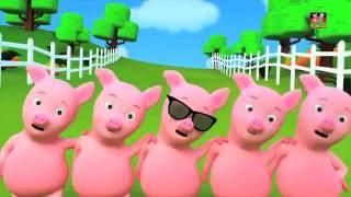 Alte MacDonald hatte eine Farm | Bauernhof Lied für Kinder | Kinderliedern