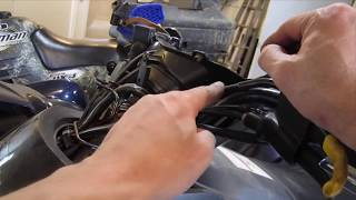 Kawasaki Brute Force, Prairie, KFX, V-Force - EPI Clutch Kit