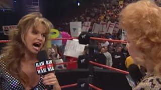 Ivory vs. The Fabulous Moolah - WWE Women
