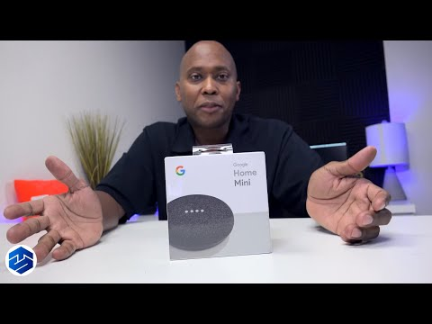 How To Setup A Google Home Mini 🇺🇸🇨🇦🇬🇧