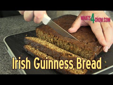Irish Guinness Bread - St Patrick's Day Special Recipe!!!