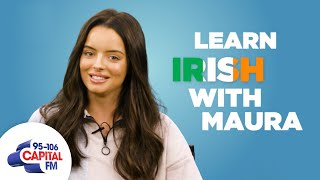 Love Island's Maura Teaches You Irish Slang 🇮🇪 | Capital