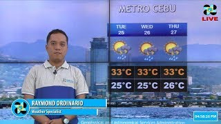 Download Public Weather Forecast Issued at 4:00 PM June 24, 2019 Video