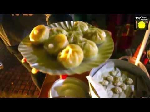Indian Street Food - Veg Momos