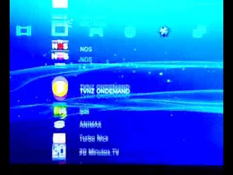 PS3 Channel TV
