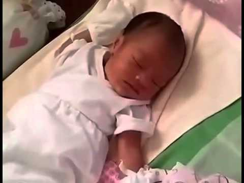 How to make a baby sleep faster