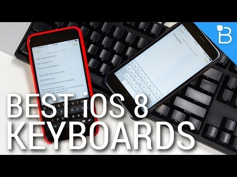 iOS 8: Best Third-Party Keyboards!