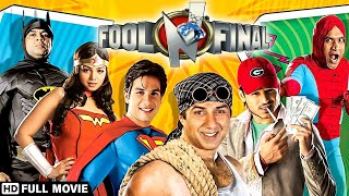 Fool N Final(2007) | Comedy Movie | Shahid K, Sunny D, Ayesha T, Vivek Oberoi, Paresh R, Vijay R