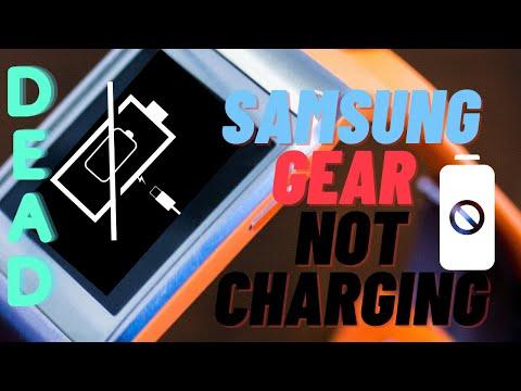 ▶️How to Fix Samsung Gear NOT Charging, ▶️w/ PROOF Gear Watch  Gear Fit Gear Fit2