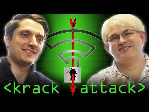 Krack Attacks (WiFi WPA2 Vulnerability) - Computerphile