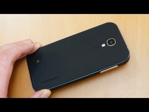 Spigen Neo Hybrid Samsung Galaxy S4 Case Review - Slate