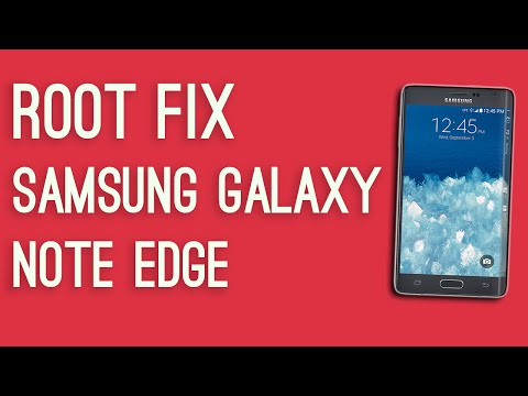 GALAXY NOTE EDGE ROOT FIX - ODIN FAIL FIX [T-MOBILE, SPRINT + OTHER]