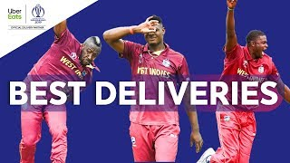 UberEats Best Deliveries of the Day | West Indies vs Pakistan | ICC Cricket World Cup 2019