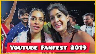 YOUTUBE FANFEST 2019 IN MUMBAI WAS HAI DAIYYA 🔥 | #YTFF2019 | Rickshawali