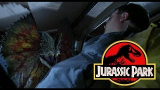 Download Why the Dilophosaurus Killed Dennis Nedry - Jurassic Park Video