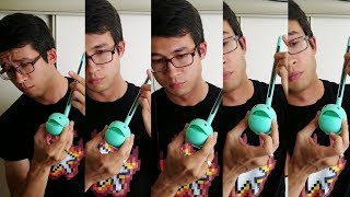 This Is How I Say Thanks For 5 Million Subscribers (otamatone Cover)