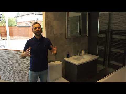 How do I choose bathroom tiles?