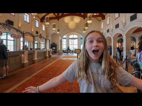Secret Disney Room! New Coronado Springs Rooms and the Grand 1 #DSMMC