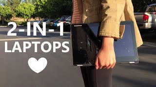 2-in-1 Laptops: Why you should buy one!