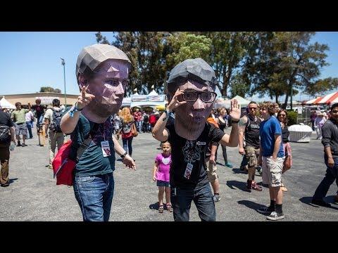 We Make Papercraft Big Head Costumes!