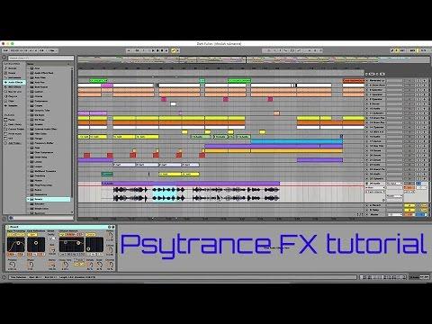 Crispy Psytrance FX Tutorial: Ableton Live