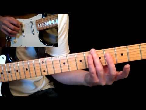 Natural Harmonics - Beginner Guitar Lesson
