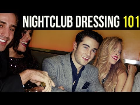 How to LOOK SEXY in a NIGHTCLUB/PARTY/BAR