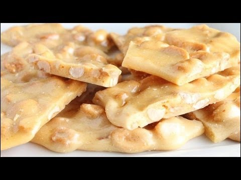 How to Make Peanut Brittle...in the Microwave!!