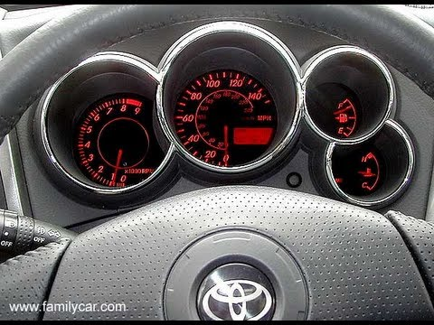 How to Reset the Maintenance Required Light on a Toyota Matrix