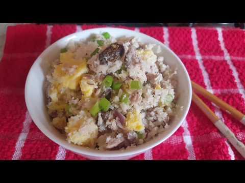 Cauliflower Rice Keto and Paleo Recipe