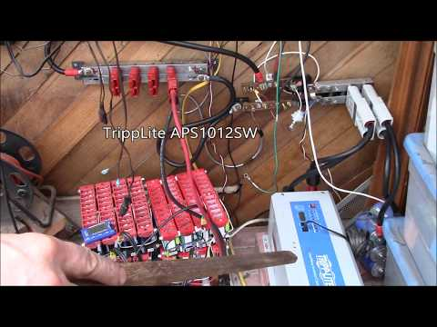 16 volt DC-AC Power Inverter, Part 1