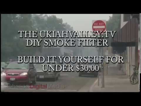 UVTV DIY Smoke Filter