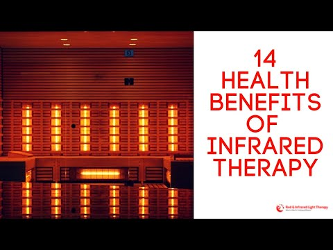 Infrared Therapy - 14 PROVEN Health Benefits