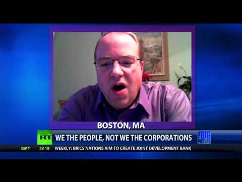 A New Civil Rights Movement: Liberating Our Communities from Corporate Control