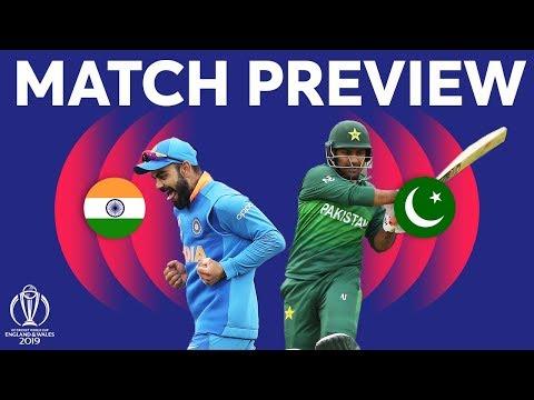 Xxx Mp4 Match Preview India Vs Pakistan ICC Cricket World Cup 2019 3gp Sex