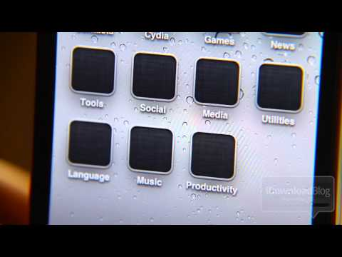 Make Your iPhone's Folders Appear Empty With 'Empty Folder Icons'