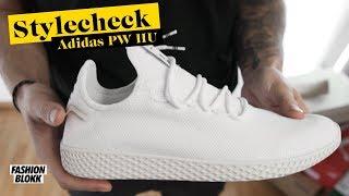 3ee502f20 Adidas Pharrell Williams HU - Unboxing