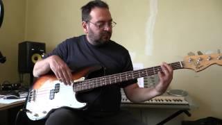 Money Pink Floyd bass cover par AH