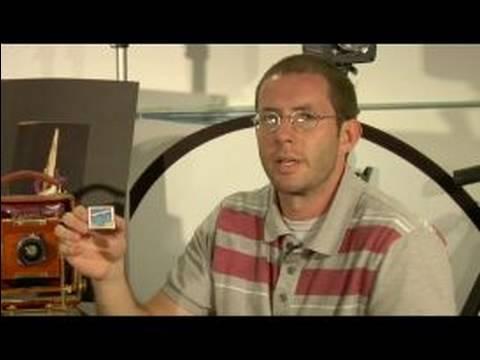 Professional Photography & Camera Equipment : Choosing a Memory Card for a Digital Camera