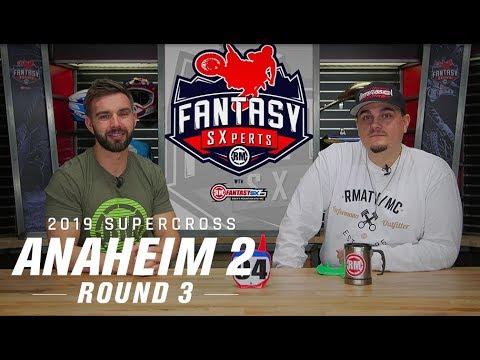 RMFantasy SXperts Round 3 | 2019 Anaheim 2 Supercross