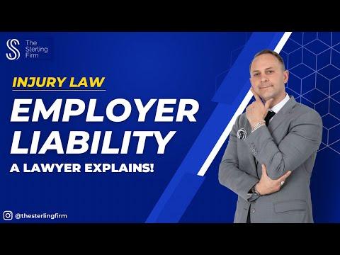CAN AN INJURED WORKER SUE THEIR EMPLOYER?
