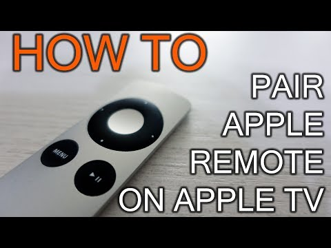 How to Pair Apple Remote