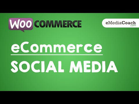 WordPress WooCommerce - Add Social Media Sharing to Product Pages