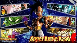 NEW TEQ ANDROID 16 IS THE MVP VS SUPER BATTLE ROAD! DBZ