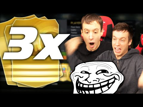 INSAAANE GOOD & BAD LUCK!!!! - FIFA 15 Ultimate Team Pack Opening
