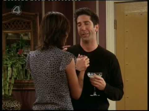 Friends - Ross Drunk